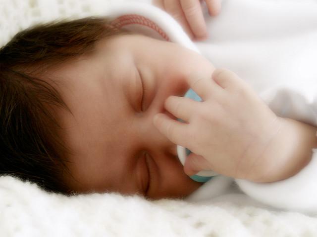 Bebés: Cuánto deben dormir