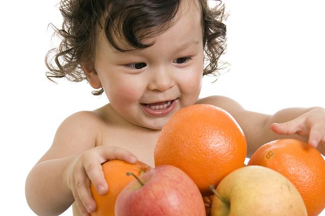 Estimula los sentidos de tu bebé