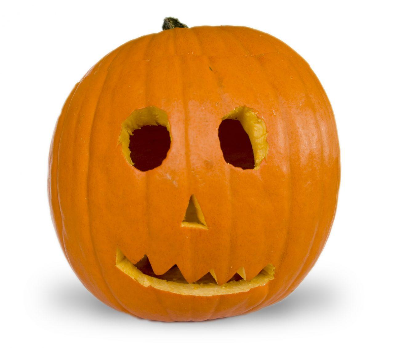 Decorar una calabaza para Halloween