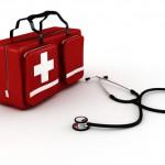 Contenido del botiquín de primeros auxilios