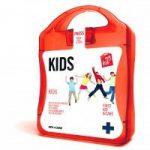 MYKIT Pequeño botiquin para primeros auxilios para niños