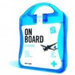 MYKIT Pequeño botiquin para primeros auxilios para niños y adultos para viajes