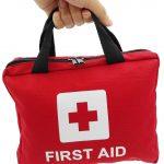 Primeros auxilios Kit bolso sobre 100 piezas