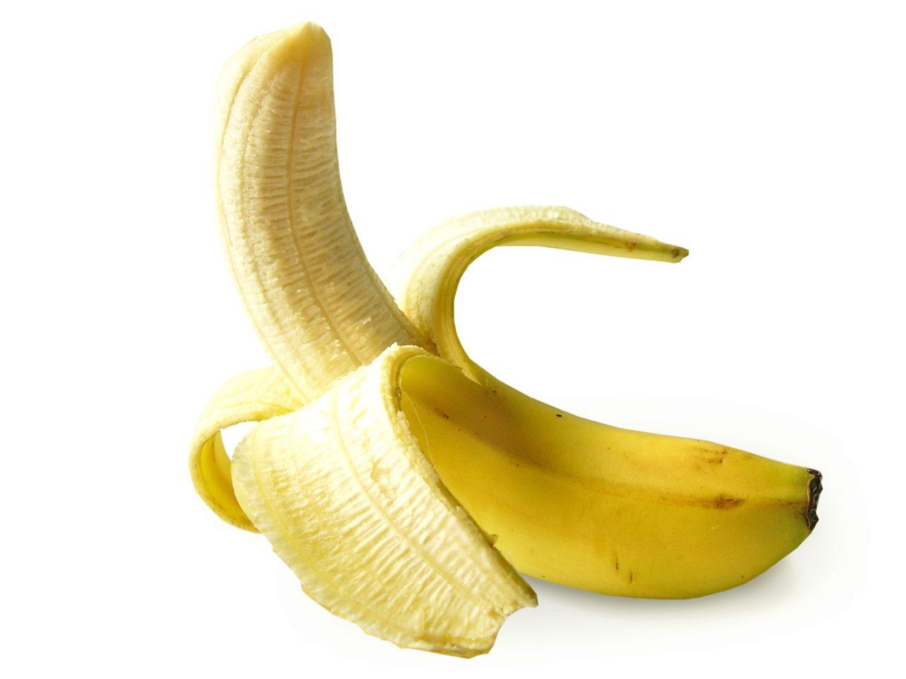 El plátano: fuente de potasio