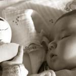 Cómo dormir a un bebé recién nacido