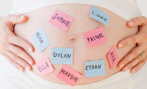 Nombres de niñas