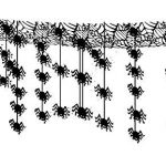 Decoración colgante arañas de techo