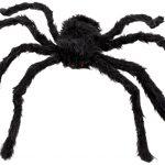 Hairy Araña, 70 cm, negro